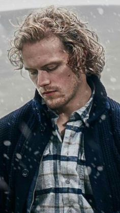 Sam Heughan Barbor commercial 2016