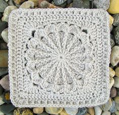 Ravelry: Project Gallery for Carousel Square pattern by Priscilla Hewitt