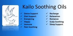 Kailo Soothing Oils product list as on 10 March 2017
