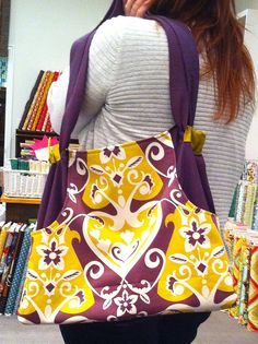 multi-tasker tote by SUPPOSE - create - delight, via Flickr