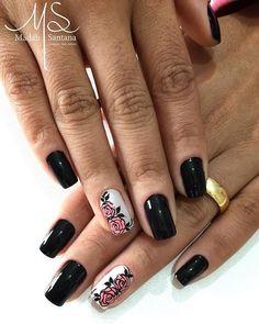 Instagram photo by madahsantana - Nails mimo ❤ #naoeadesivo  #madahsantana  #manicure  #nailart  #amooquefaco  #ateliêmadahsantana  #vilaprudente  #analiafranco  #tatuape  #parquesaolucas Nailart, Manicure, Cool Nail Art, Ants, Instagram, Beauty, Designed Nails, Work Nails, Nail Bar