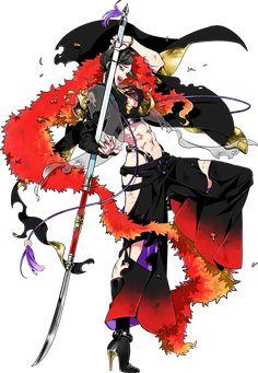 Shizukagata Naginata Character Inspiration, Character Design, Touken Ranbu Characters, Fandom Games, Dnd Characters, Manga Games, Fantasy Girl, Anime Guys, Art Reference