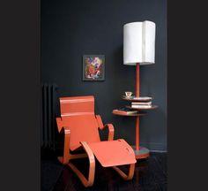 florenz lopez vignette with Marcel Breuer's chair from 1945
