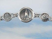 Lighthouse Keeper's Bracelet from Cross Jewelers