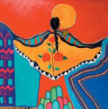 """""""The older I get the more I understand that it's okay to live a life others don't understand. The Older I Get, Acrylic Canvas, Different Flowers, First Nations, Stargazing, Nativity, Folk Art, Native American, Old Things"""