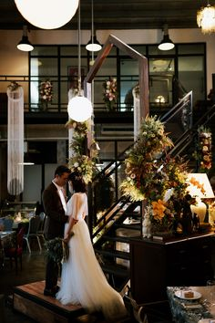 A Cosy Floral Wedding at Rowan & Parsley Food Atelier, Johor - The Wedding Notebook magazine Wedding Bands, Our Wedding, Wedding Notebook, Rustic Theme, Photography And Videography, Newlyweds, Floral Wedding, Cosy, Bridal Gowns