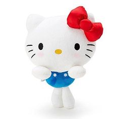 NEW Soft Stuffed Toy M size Sanrio Hello Kitty Cat Animal Plush Doll Gift | eBay