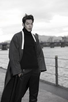 건전한 자료실 :: L'uomo Vogue(루오모 보그) 11월호 김우빈 화보