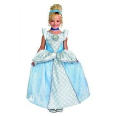 Disney Cinderella Halloween Costume and Accessories