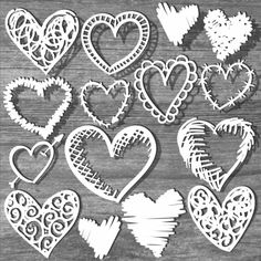 Template, laser cut hearts. Buy this template, design, pattern.These laser cut butterfly, are all laser ready. Use it for interior decor, stencils, invitations, wooden box, paper, hardboard, kids toys, puzzles, scroll saw patterns, Download vector file PDF, AI, EPS, SVG, CDR x4. Use your favorite editing program to scale this vector to any size. You can add and remove elements or personalize the design. Our templates are all tested. Free designs every day. Pay with PayPal and other.