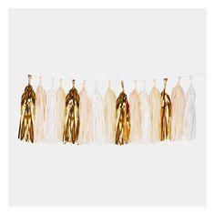 Tassel Girlanden sind die neuen Lieblinge der Dekoration! Die wuscheligen Bündel aus Seidenpapier zieren als Girlande Türen, Wände, Schriftzüge oder auch große Ballons. Es gibt sie in vielen tollen Farbkombinationen, einige auch mit funkelndenTassel in Gold und Silber. Immer ein Hingucker und ein liebevolles Detail! Die Girlande wird als vorbereitetes und geschnittenes Seidenpapier geliefert. Mit …