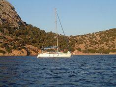 anchored at dhokos, via Flickr.