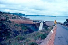 Kyle Dam on the Mtilikwe river