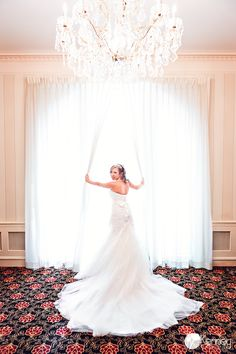Gorgeous Bridal at the Read Sheraton House, Chattanooga TN! Photography by: https://www.facebook.com/KenneyPhoto