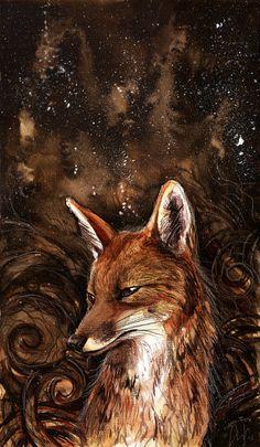False Fox by Culpeo-Fox.deviantart.com on @deviantART