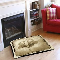 Thumbprintz Floral Impression 9 Pet Bed ** Read more reviews of the product by visiting the link on the image. (This is an affiliate link and I receive a commission for the sales)