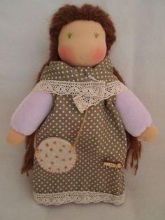 Julie Handmade Waldorf Doll
