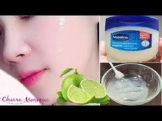 Vaseline with Lemon remove the spots and have Perfect Skin Face Care Tips, Face Tips, Beauty Tips For Face, Face Skin Care, Health And Beauty Tips, Diy Beauty, Beauty Skin, Beauty Hacks, Vaseline Eyelashes
