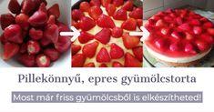 eperfuggoknek-pillekonnyu-epres-pudingos-gyumolcstorta Raspberry, Strawberry, Cereal, Cherry, Pudding, Fruit, Breakfast, Food, Morning Coffee