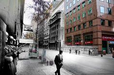 """A 41 años del golpe: Impactante fotomontaje """"La persistencia de la memoria"""""""