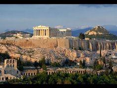 ATHENS / PIRAEUS , GREECE - WALKING TOUR - 2010 - HD 1080P