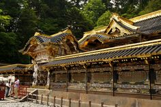 "日光東照宮 ""World Heritage - Nikko Toshogu Shrine //Nikko, JAPAN"" #japan #nikko"