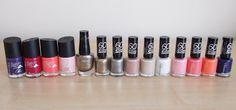 Rimmel & Astor Nail Polishes Nail Polishes, Nails, Rimmel, Lipstick, Beauty, Finger Nails, Lipsticks, Ongles, Beauty Illustration