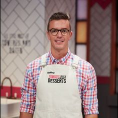 Zumbo's Just Desserts contestant Ashley stylishly outfitted in a Cargo Crew Sidney Bib Apron... Available at http://www.cargocrew.com.au/aprons/apron-collections/sidney-aprons/sidney-bib-apron-sulphur.html
