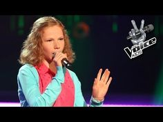 Dionne - She Wolf (The Voice Kids 3: The Blind Auditions) - YouTube
