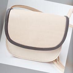 Handmade leather bags. SanneRose.