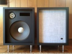 Audiophile Speakers, Hifi Audio, Audio Speakers, Tower Speakers, Built In Speakers, Audio Design, Speaker Design, Record Shelf, Floor Standing Speakers