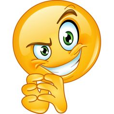 Sneaky emoticon vector image on VectorStock Smiley Emoji, Funny Smiley, Images Emoji, Emoji Pictures, Funny Pictures, Smiley Face Images, Emoticon Faces, Funny Emoji Faces, Animated Emoticons