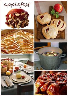 apple party stuff