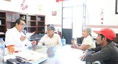 Con el objetivo de brindar atención directa a la población de Huetamo, el presidente municipal Elías...