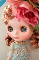 Lily (lala sieste) Tags: doll dress blythe lala puppenhaus