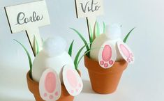20 Easter eggs to make with children .- 20 Ostereier mit Kindern zu zeugen To produce 20 Easter eggs with children - Kids Crafts, Diy And Crafts, Bunny Crafts, Mason Jar Crafts, Mason Jar Diy, Spring Crafts, Holiday Crafts, Making Easter Eggs, Diy Y Manualidades