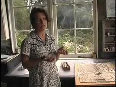 ▶ Wood, Paper, Ink - printmaking process with Bridget Henry. Very well done video on reduction printmaking.