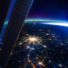 Space Station over Moscow.