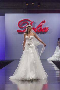 Delsa Couture collection D6515