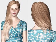 Ade Darma Mini Dump hairstyle by Chantel Sims for Sims 3 - Sims Hairs - http://simshairs.com/ade-darma-mini-dump-hairstyle-by-chantel-sims/