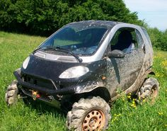 Off-Road Smart Fortwo