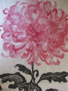 Love this Designers Guild fabric. Just wish I had a place to use it...
