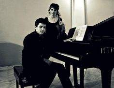 This is DuoHighHopes's motto, a young talented duo from Belgrade, Serbia. Pianist Nikola Zaringer and violinist Larissa Terescenko want to remind people that there is such a strong connection between music and love. They give concerts in Belgrade and many cities around Serbia playing classical music, movie soundtrack arrangements and world famous melodies:  http://www.youtube.com/watch?v=67IB13AlhHQ  Thank you DuoHighHopes for becoming members on our website: www.cmuse.org