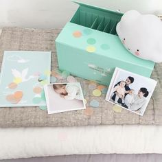 Memory Box Baby  all the best memories in DA box picture @minireyve