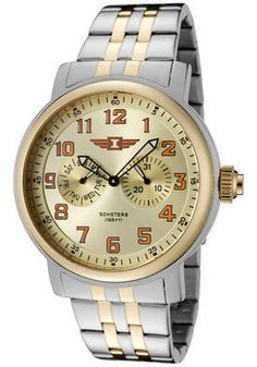 I by Invicta Watch Men's Gold Dial...     $99.99