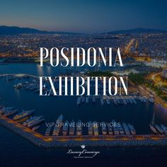 The most prestigious shipping exhibition in the world is fastly approaching. Utilize our dedicated luxury concierge services to make arrangements for a perfectly comfortable stay in Athens! https://loom.ly/gpCc8hU ⭐: Luxury Hotel & Villa Bookings ⭐: Daily Yacht Rentals & Excursion ⭐: VIP Transfers & Bodyguarding Services ⭐: Personal Assistants & Butlers ⭐: Restaurant Bookings & Access to VIP Events ⭐: Event Planning & PR Servicies #LuxuryConcierge #Posidonia2018 #LuxuryServices…