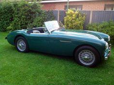 Austin Healey 100/4 BN1 (1954)
