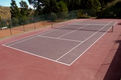 Backyard Tennis Court: Things You Need to Know