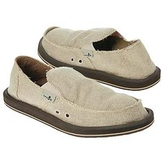 snook shoes for men | Men's Sanuk Hemp Natural Shoes.com