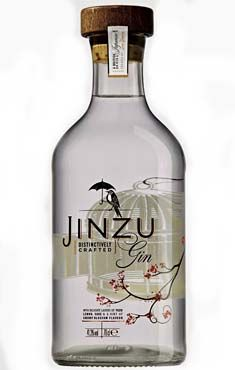 Jinzu, la ginebra que habla japonés